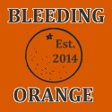 Bleeding Orange Logo